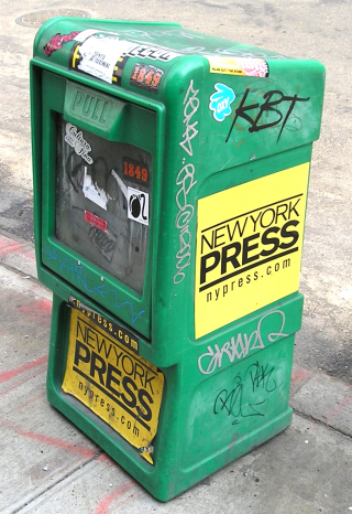 NYPRESS Box