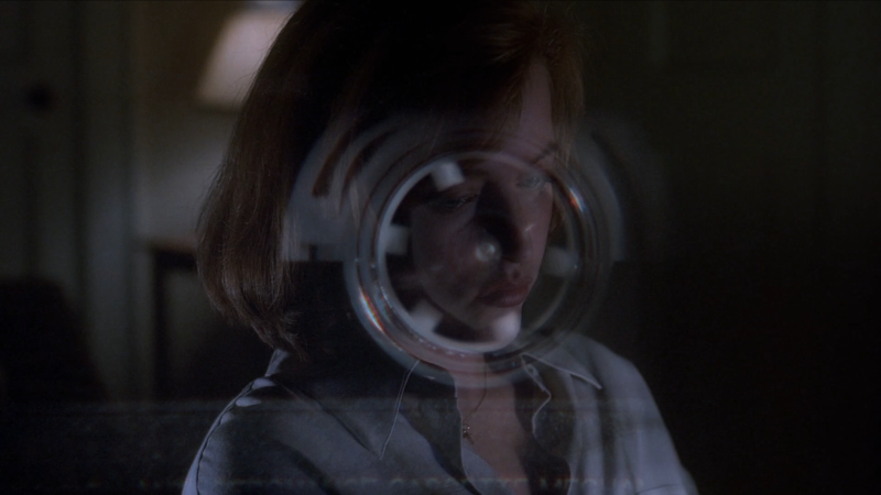 5 - Scully circled